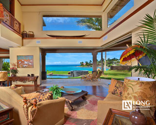 Hawaii Architects Longhouse Design+Build Jeff Long Associates AIA custom luxury home build interior designs ASID Awards