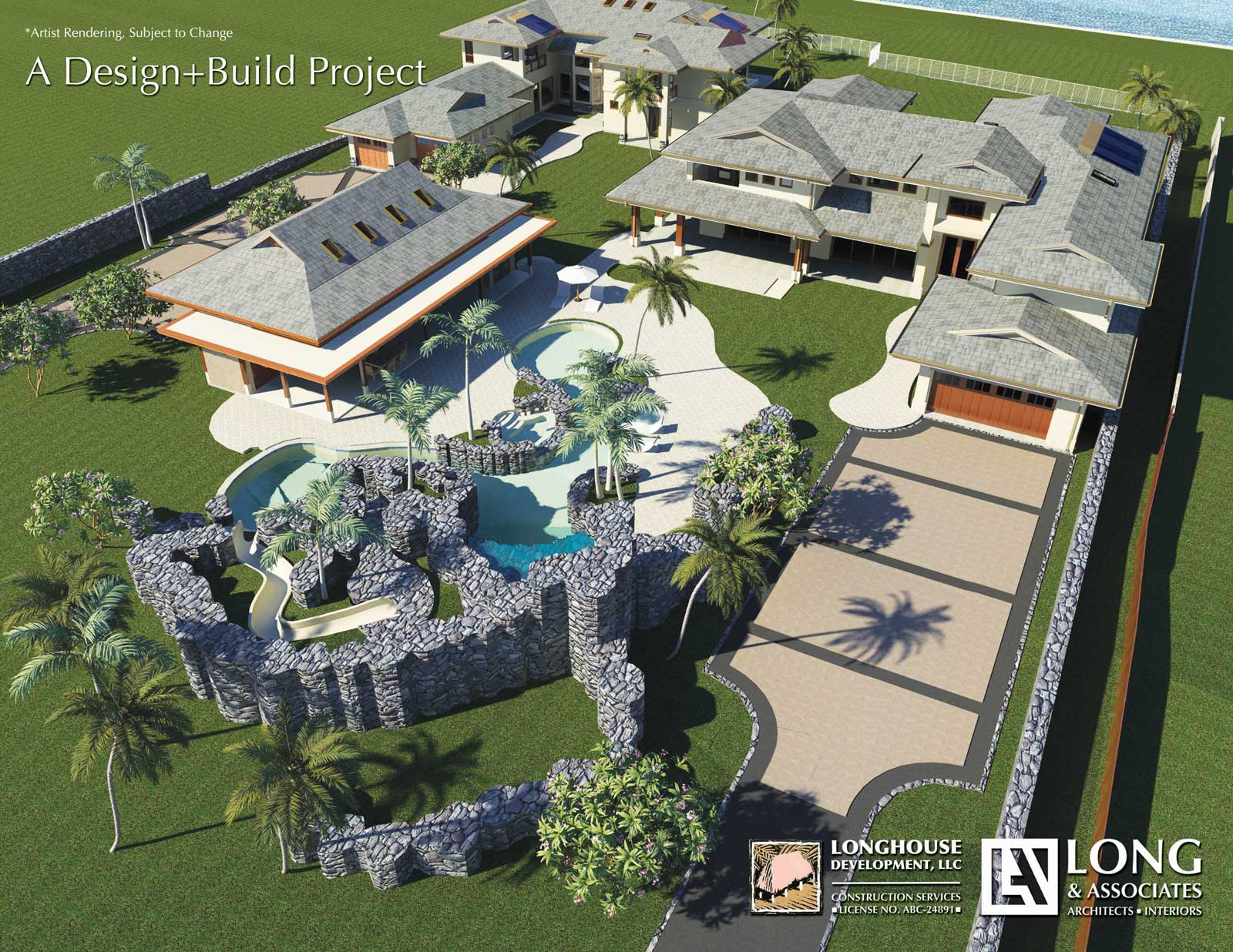 Luxury project homes