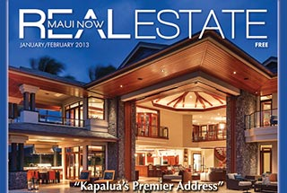 A Luxury Design+Build Resort Home in Kahana, Maui. Bay Pointe Jeff Long