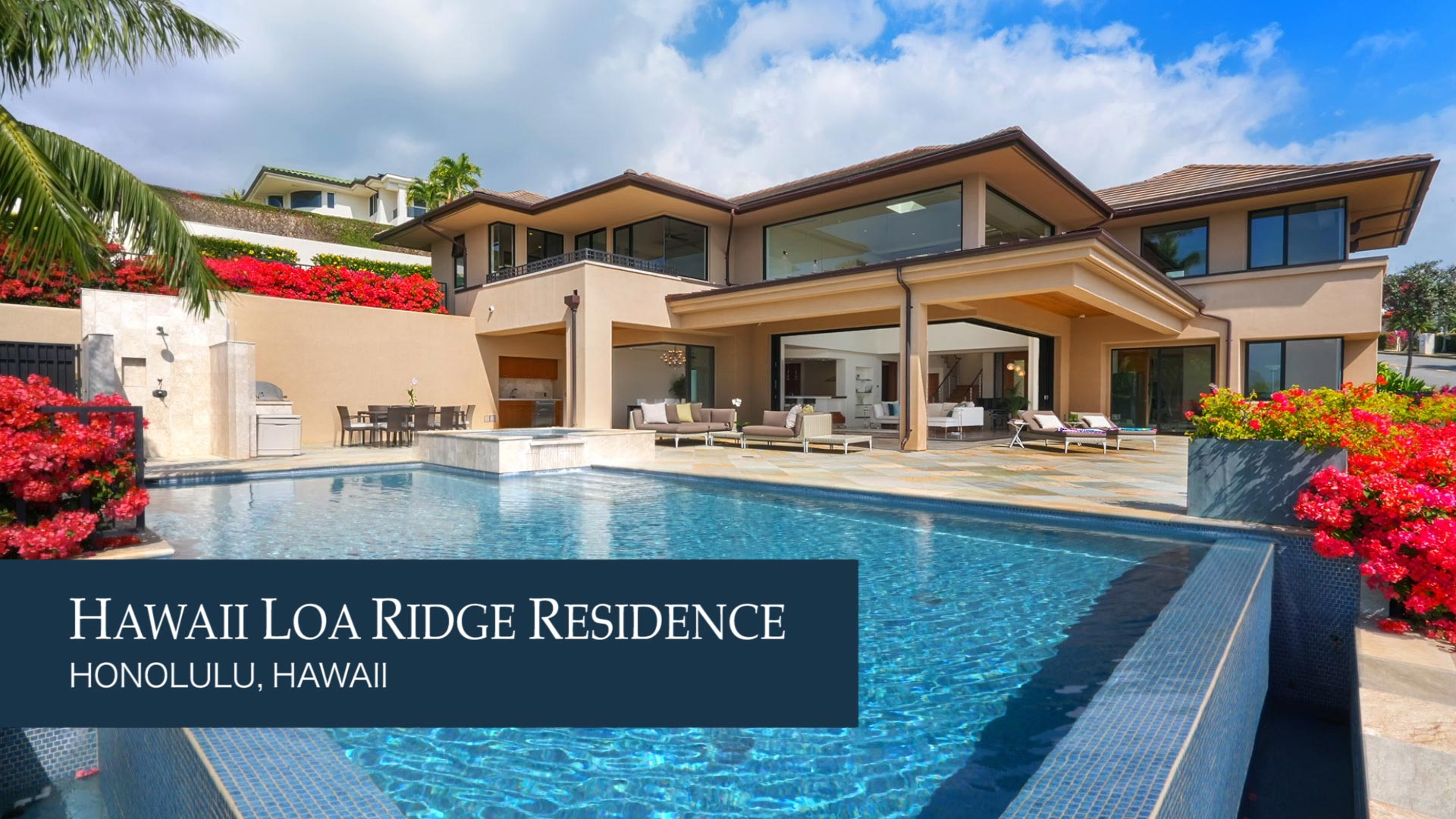 Long & Associates AIA Hawaii Loa Ridge Architect Design Interiors Luxury Properties