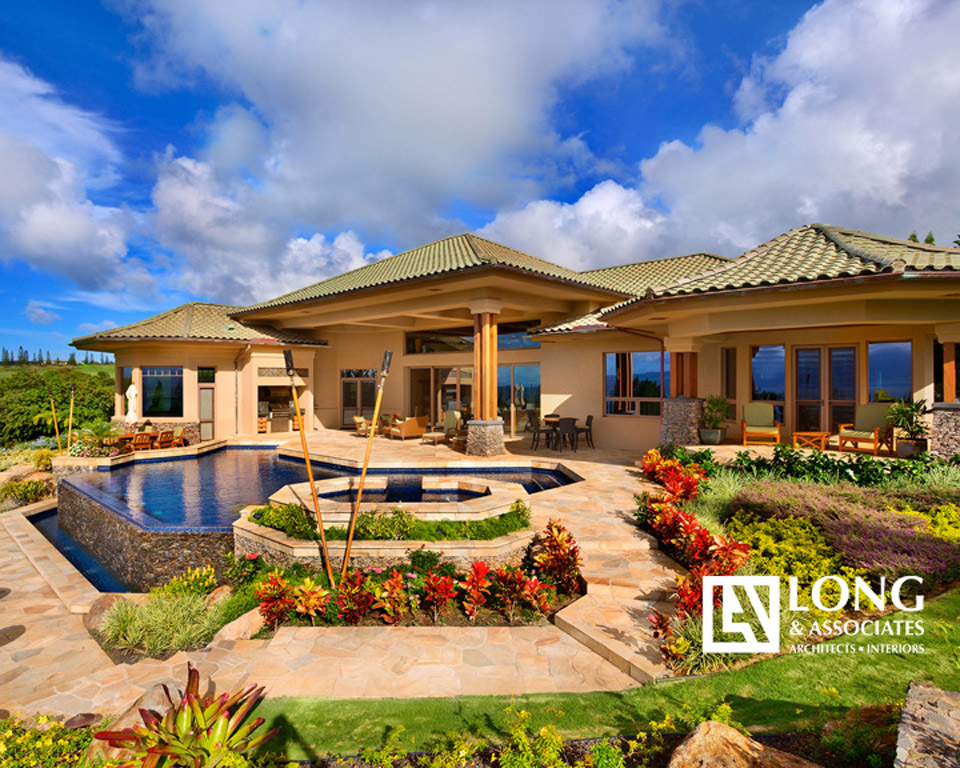 long & associates architects and interior design hawaii maui oahu
